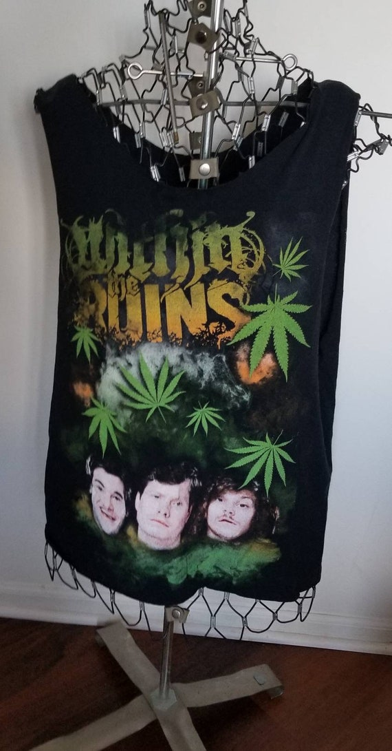 Within the ruins x workaholics rare ml tank