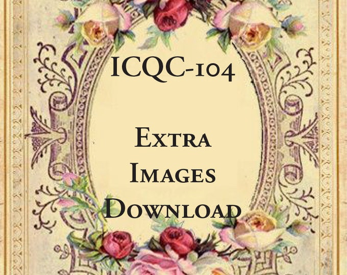 ICQC-104 Course (Extra Printable Images)