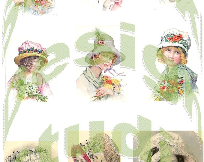 Silkie Images #0 - Floral Girls