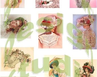 Silkie Images #1 - Floral Ladies