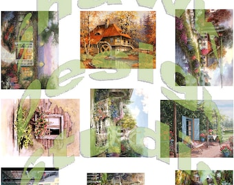 Silkie Images #11 - Landscapes