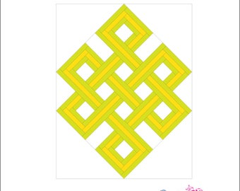 Celtic Baby (baby quilt pattern download)
