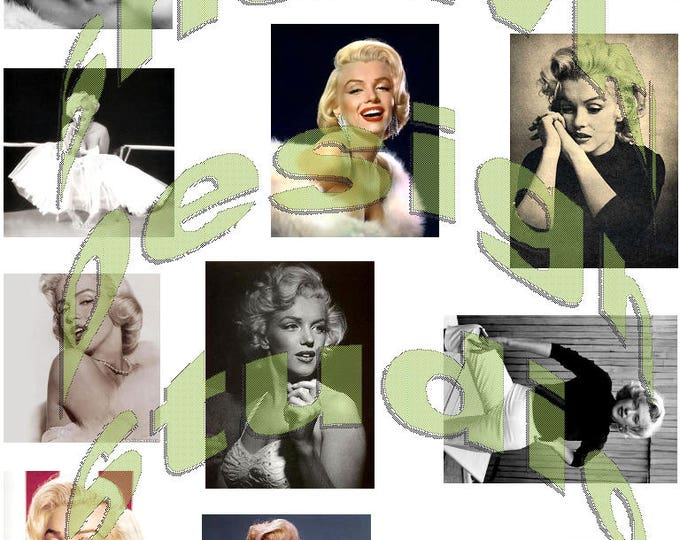 Silkie Images #9 - Marilyn
