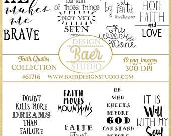 Faith quotes | Etsy