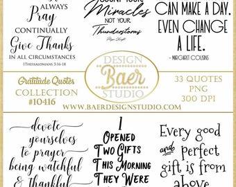 Gratitudes QuotesBible Verses Bible Quotes Thanksgiving Gratitude Journaling Word Art Photo Overlays Sayings 10416