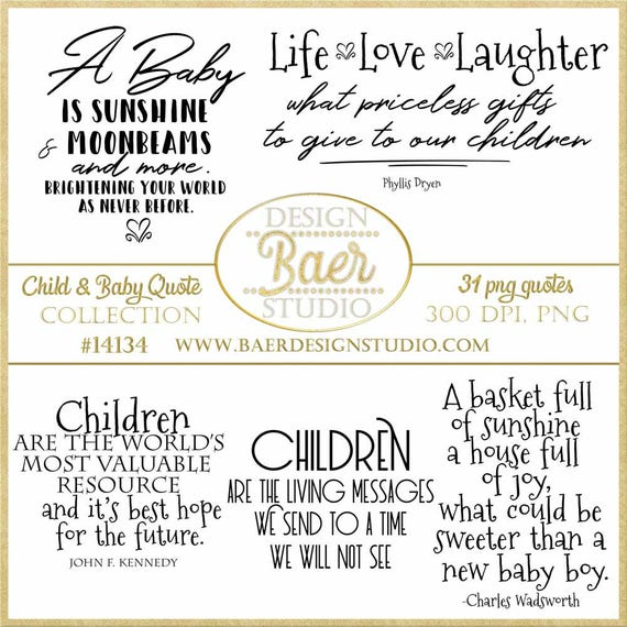 Inspirational Quotes About Babies Enchanting Inspirational Quotes Baby Quotes Children Quotes Parenting Etsy