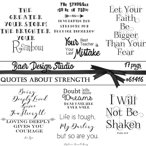 List Of Quotes: Quotes About Strength Word Art About Strength
