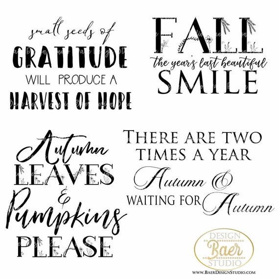 thankful quotes fall quotes word art clipart pumpkin quotes thanksgiving quote october quote thanksgiving clipart digi stamp 9616