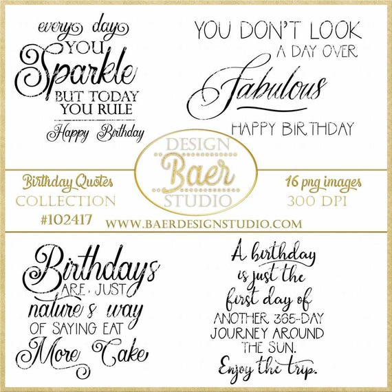 Birthday Quotes Birthday Wishes Aging Quotes Printable
