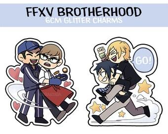 FFXV Brotherhood Charms