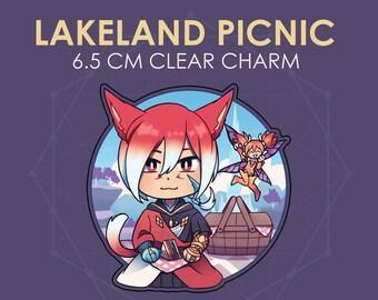 FFXIV Lakeland Picnic Charm