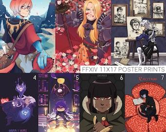 FFXIV Poster Prints