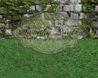 grass wall backdrop etsy