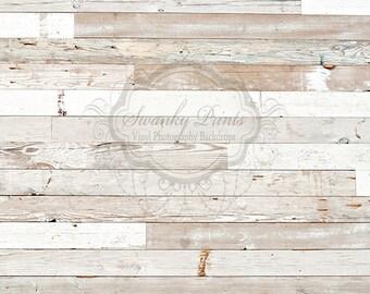 NEW ITEM 3ft x 2ft VINYL Photography Backdrop / Cotton Wood / Floor