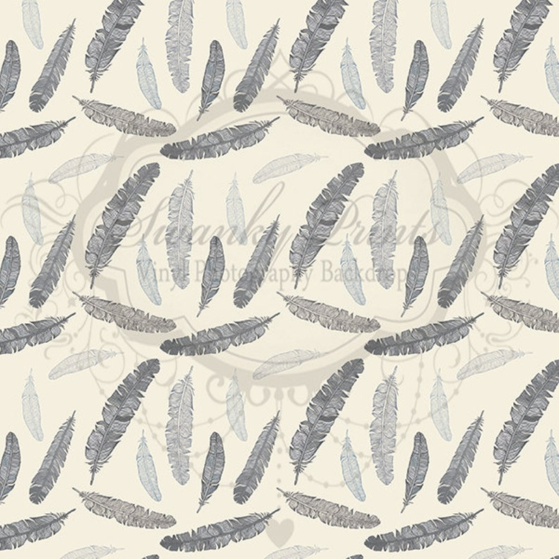 BEST PRICE on ETSY---- 2ft x 2ft Vinyl Photography Backdrop  Birds of a Feather