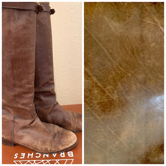 70's Riding Boots