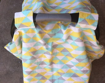 SALE Car Seat Canopy // In Stock Ready to Ship