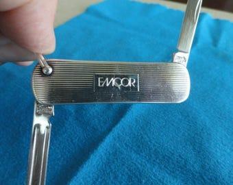 Tiffany Silver Pocket Knife EMCOR Vintage