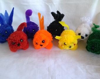 Puff Ball Critters