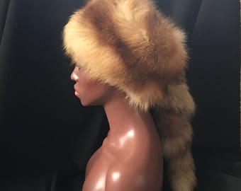 fa76f8b6d Handmade fur hats. Fur scraps & tails. Sheepskin by arcticstore