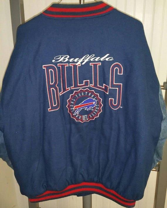 VTG Buffalo Bills NFL Logo Athletic Classic Team V