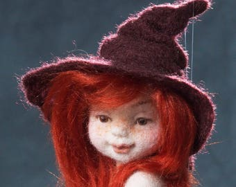 fccc51d10 Needle felted doll