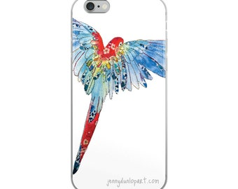 iPhone Case - Macaw