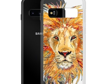 Samsung Case - Lion