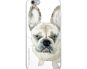 iPhone Case - French Bull Dog