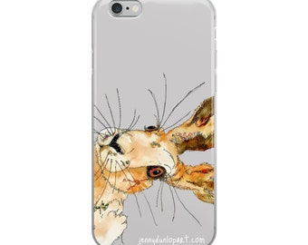 iPhone Case - hare design