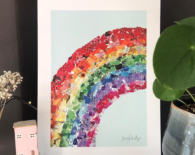 Featured listing image: Rainbow - Print