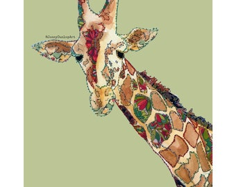 Giraffe - Chester Zoo