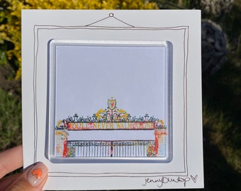 You'll Never Walk Alone, Anfield Gates - Coaster