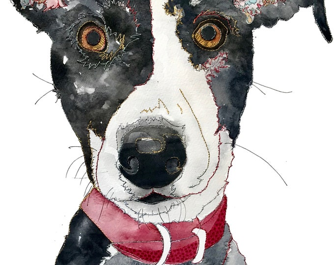 Pet Portrait - Original Art