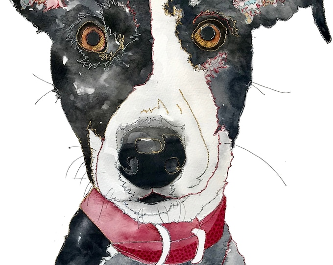 Featured listing image: Pet Portrait - Original Art