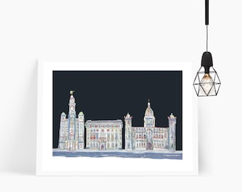 3 Graces Liverpool