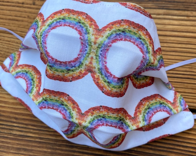Face Mask - Rainbow