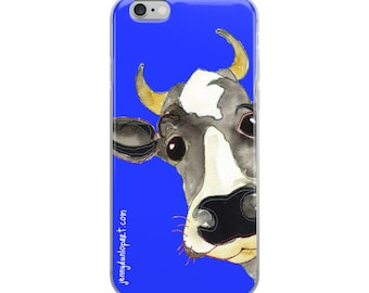 iPhone Case - Cow