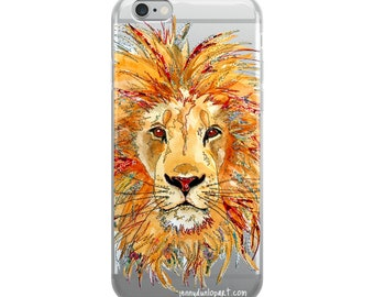 iPhone Case - Lion