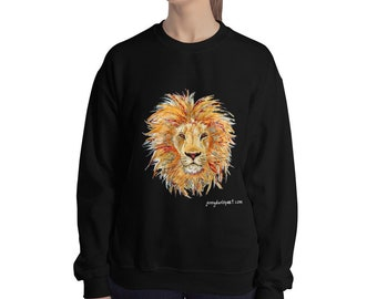 Sweatshirt - Lion