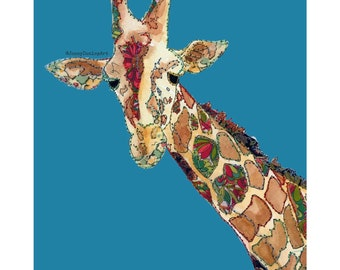 Giraffe - Chester Zoo