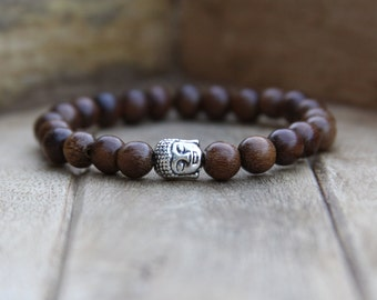 Big Buddha Bracelet Stack Stretch
