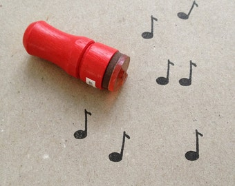 music note stamp