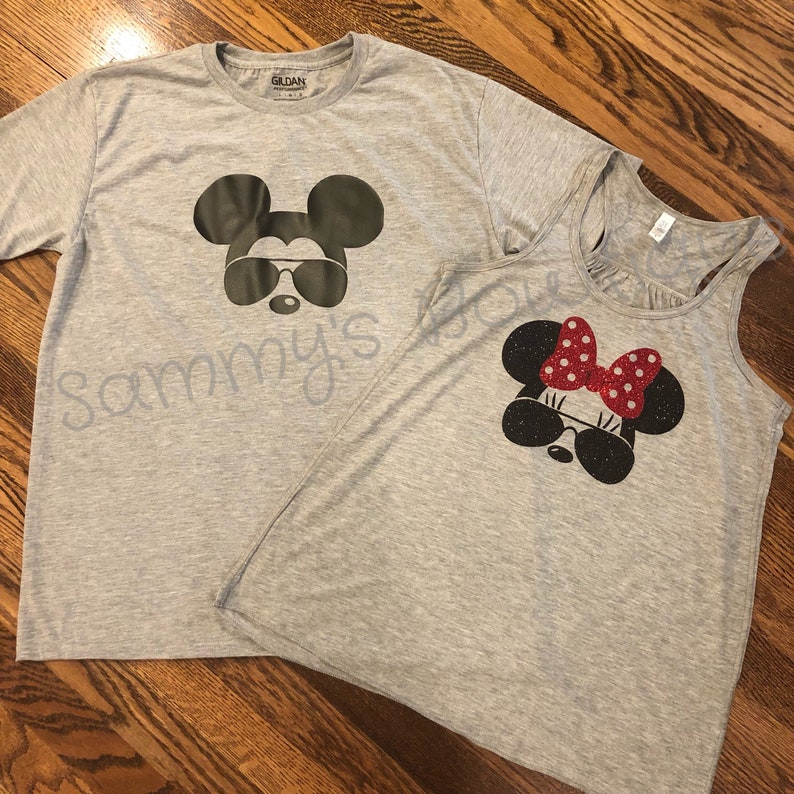 926d0045d Personalized Disney family shirts Minnie Mouse personalized   Etsy