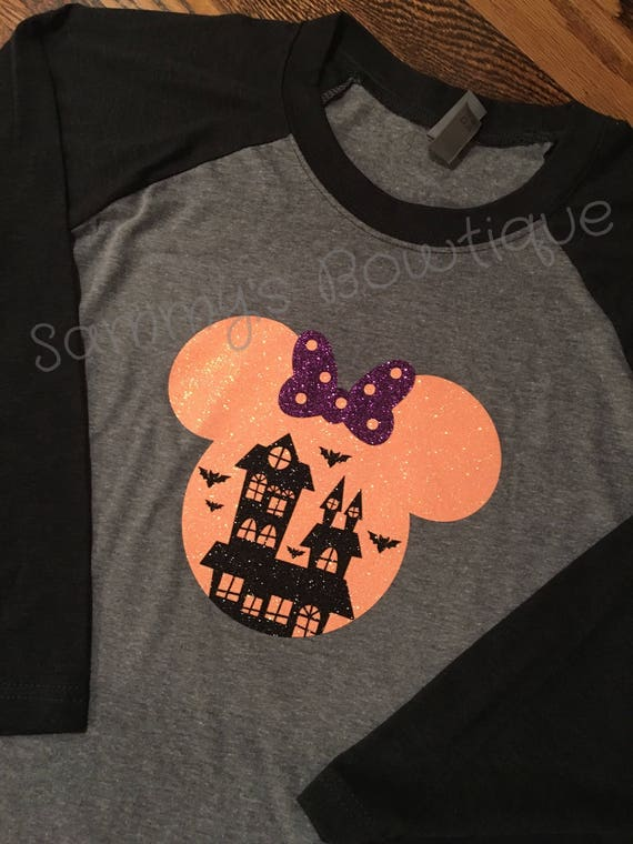 Minnie mouse Halloween#3 on T shirt Transfer,bibs,bags and Cushions