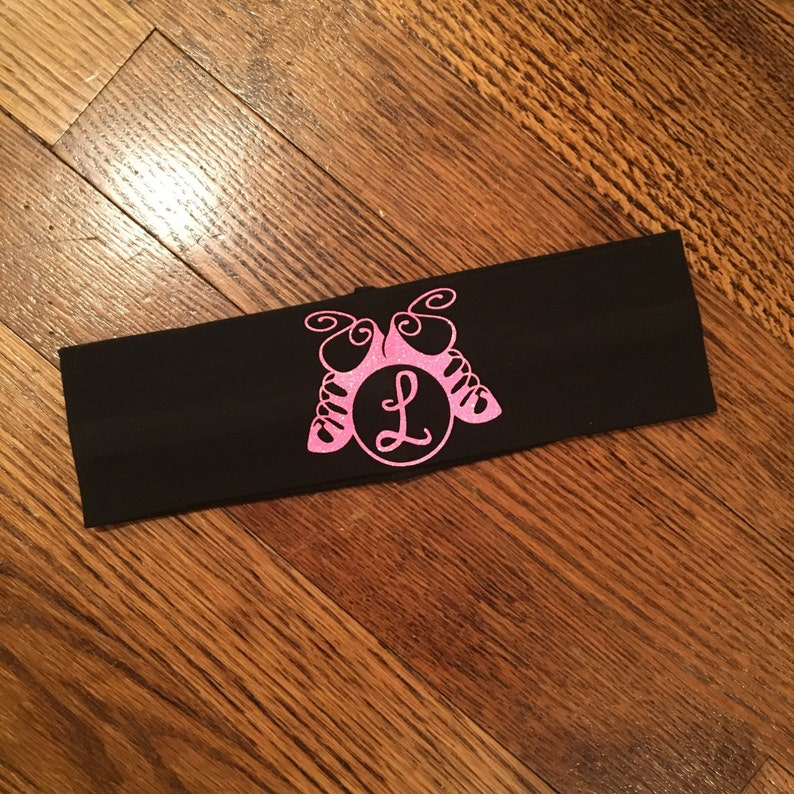 dance recital gifts. Personalized dance headbands dance gifts glitter dance headands recital gifts
