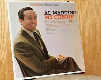 Al Martino - My Cherie - Capitol Records ST 2362 - Vintage 33 1/3 LP Record - 1965