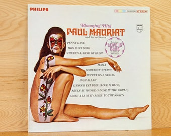 Paul Mauriat - Blooming Hits - Philips Records PHS 600-248 - Vintage 33 1/3 LP Record - 1967