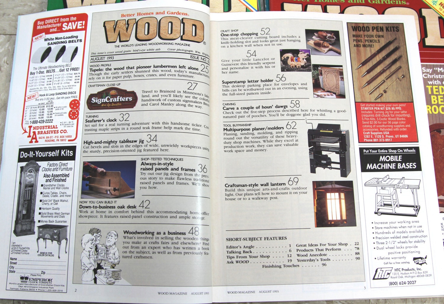 Delicieux Perfect Better Homes And Gardens Wood Magazine Mold   Home .