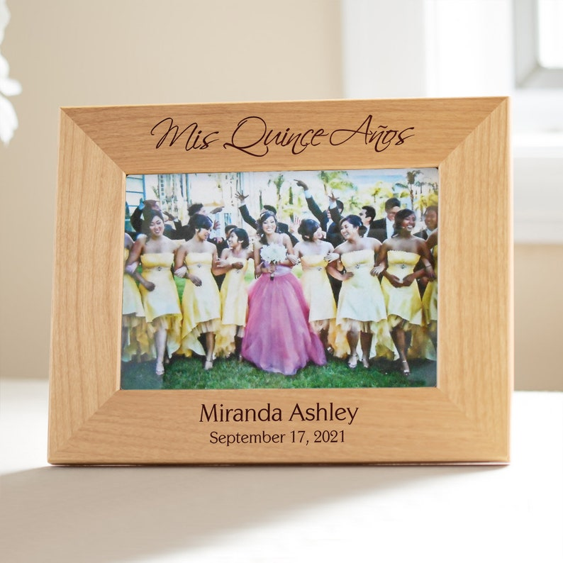 Mis Quince Años Picture Frame by Lifetime Creations: image 0